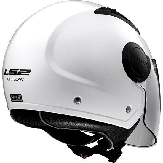 Kask LS2 AIRFLOW solid white
