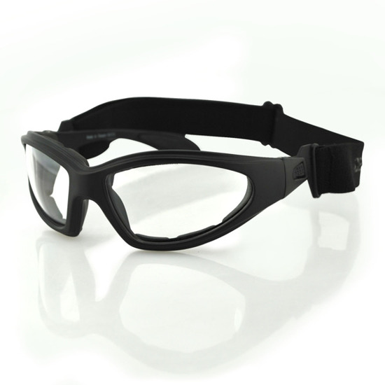 Okulary Bobster GXR Clear